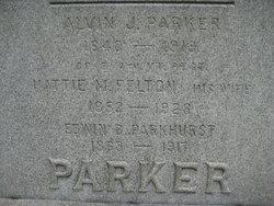 Alvin J Parker