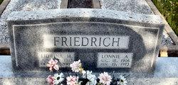 Lidwina Mary <I>Fritz</I> Friedrich