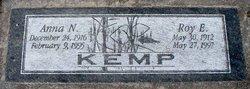 Anna Nancy <I>Story</I> Kemp