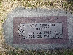 Amy Christine Johnson