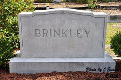 Mary McDonald <I>West</I> Brinkley