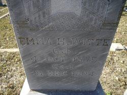 Emma H Witte