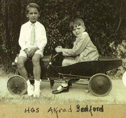 Dr Alfred Bedford