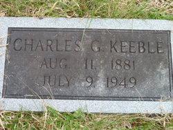 "Charles Garfield ""Charlie"" Keeble"