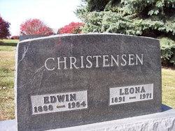 Leona Belle <I>Flowers</I> Christensen