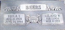 Viola Margaret <I>Thorne</I> Beers