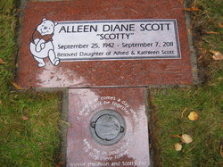 "Alleen Diane ""Scotty"" Scott"