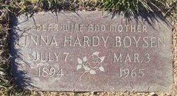 Linna <I>Hardy</I> Boysen