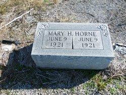 Mary Helen Horne