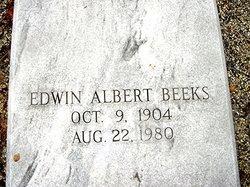 Edwin Albert Beeks