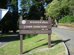 Wharerangi Lawn Cemetery