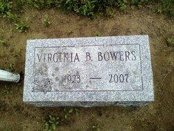 Virginia B. Bowers