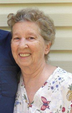 Georgette Virginia <I>Ray</I> Redmond