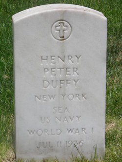 Henry Peter Duffy