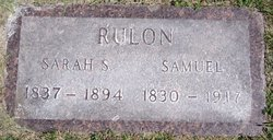 Samuel Rulon