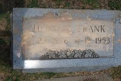 Herman Frank, Jr