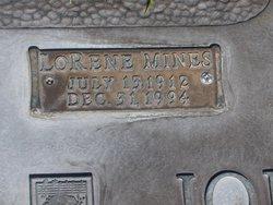 LoRene <I>Mines</I> Johnson