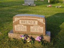 Flora Grace <I>Williams</I> Bruner