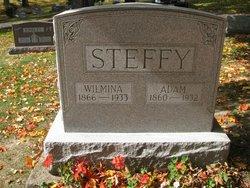 Wilamina <I>Johnson</I> Steffy