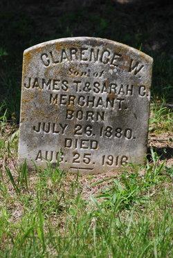 Clarence W Merchant