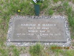 Harold Ray Merick