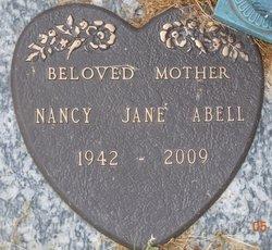 Nancy Jane Abell