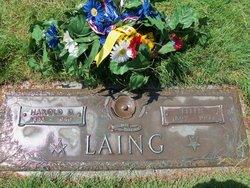 Ellen M. <I>Beaman</I> Laing
