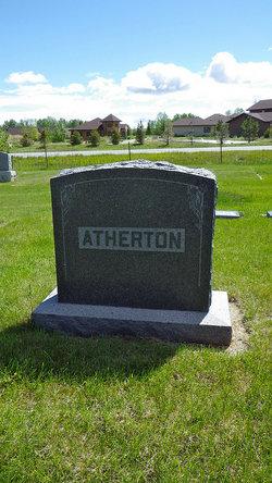 Mary <I>Pinches</I> Atherton