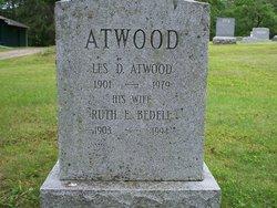 Ruth E. <I>Bedell</I> Atwood