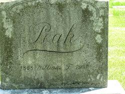 William Talbot Peak