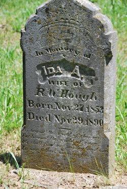Ida A. <I>Raub</I> Hough