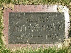 Lydia V <I>Mueller</I> Mayer