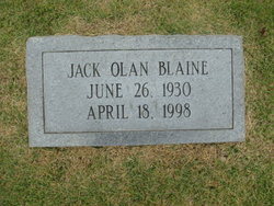 Jack Olan Blaine