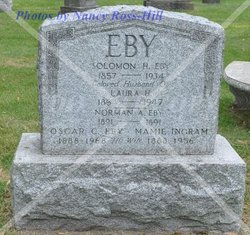 Soloman Henry Eby
