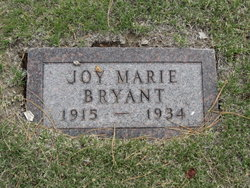 Joy Marie Bryant