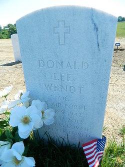 Donald Lee Wendt