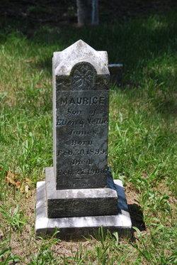 Maurice Elton James
