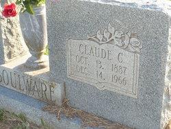 Claude Elizabeth <I>Crenshaw</I> Boulware