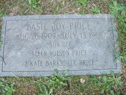 Basil Roy Price