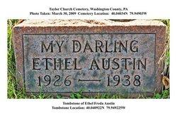 Ethel Freda Austin