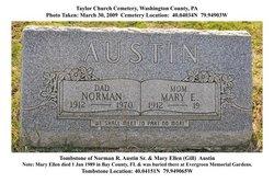 Norman Russel Austin Sr.