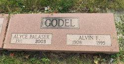 Alyce <I>Palasek</I> Godel