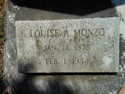 Louise Anna <I>Platts</I> Monzo