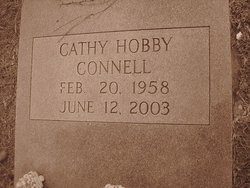 Cathy <I>Eubanks</I> Connell