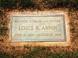 Louis R Annin