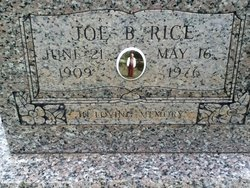 Joe Brown Rice