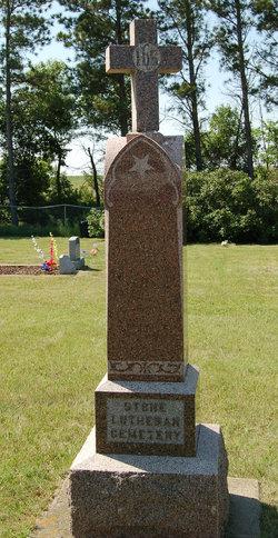 Stone Lutheran Cemetery