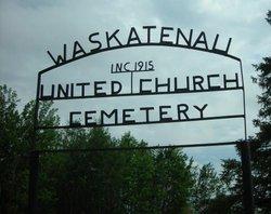 Waskatenau United Church Cemetery