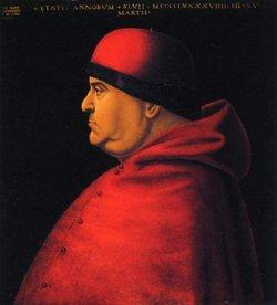 Cardinal Ascanio Maria Sforza