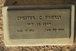 Chester C Simerly